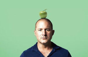 Jonathan Ive apple diseño