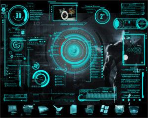 la interface es diseño gráfico