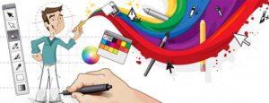 ventajas aprender diseño gráfico y web presencial