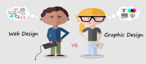 Diferencias entre el diseño gráfico y web