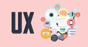 UX web
